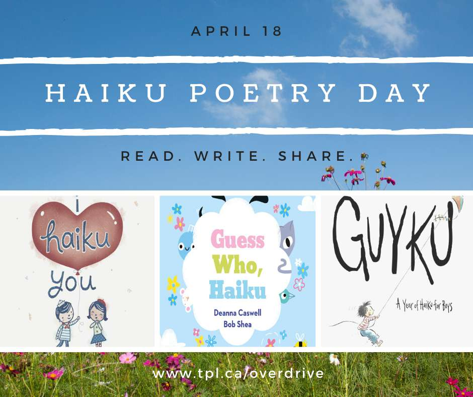 National Haiku Poetry Day Wishes Sweet Images