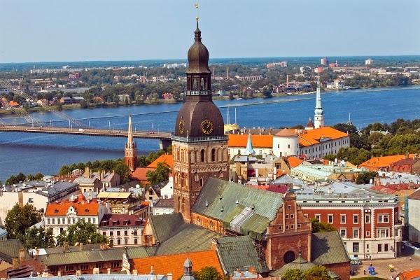 Riga-Latvia-City