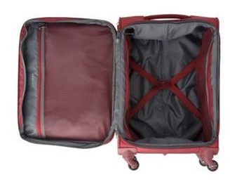 Samsonite Asphere Spinner 55/20 - Red