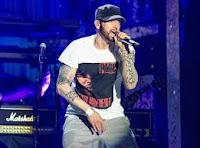 Eminem Gunshot Sound Effects at Concert