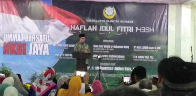 Di Hadapan Prabowo, Anies Kasih Kode Tidak Nypres?