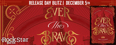 Ever the Brave Release Day!!!