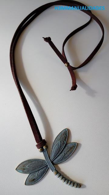 colgante-largo-vintage-libélula