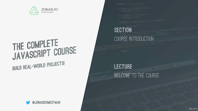 The Complete JavaScript Course 2019: Build Real Projects! | Udemy