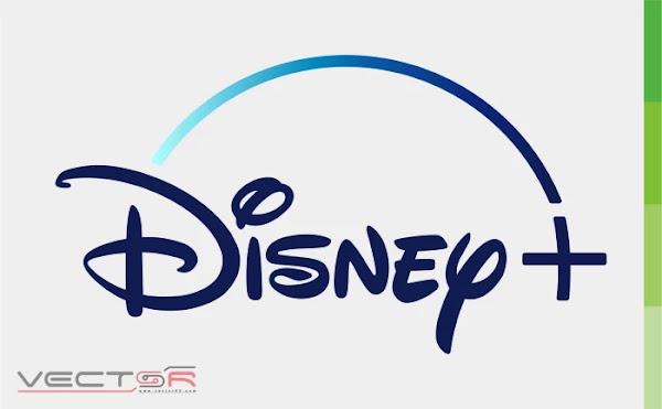 Disney+ Logo - Download Vector File CDR (CorelDraw)
