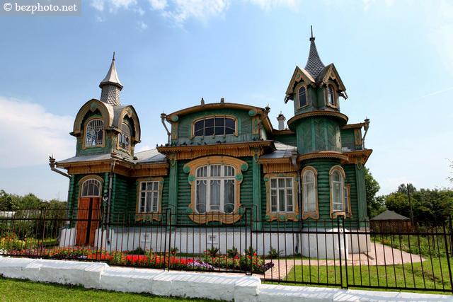 гороховец дом шорина