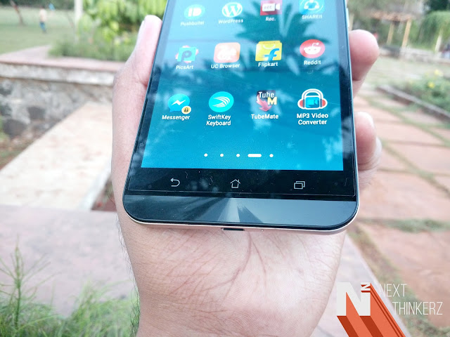 upgraded zenfone max review