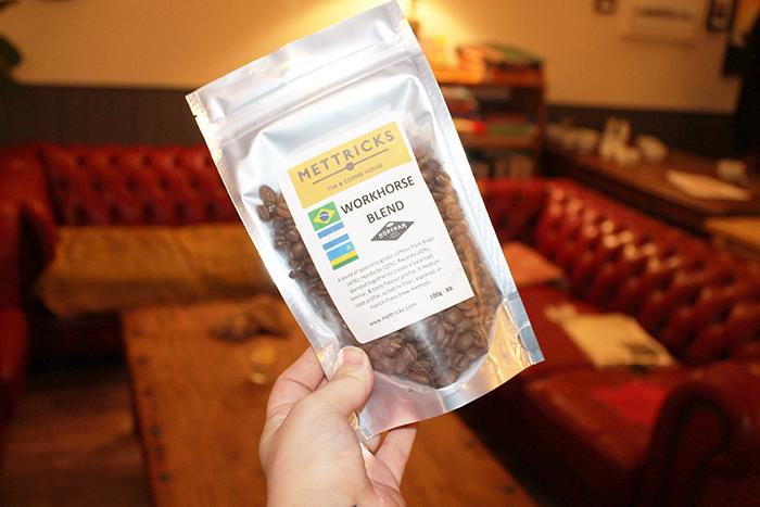 Coffee education with Mettricks, Southampton