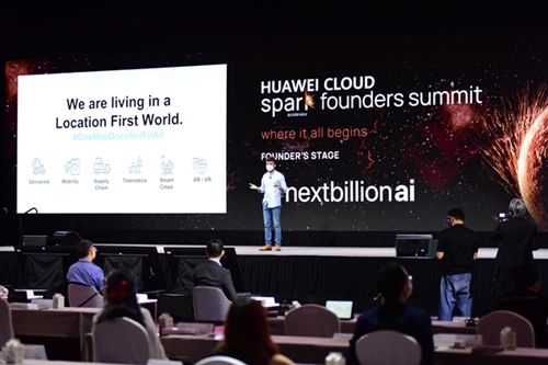 Huawei to Invest US$100-M
