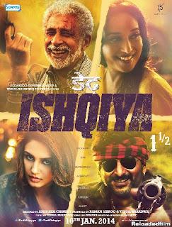 Dedh Ishqiya 2014 Hindi Movie 480p 720p 1080p HD