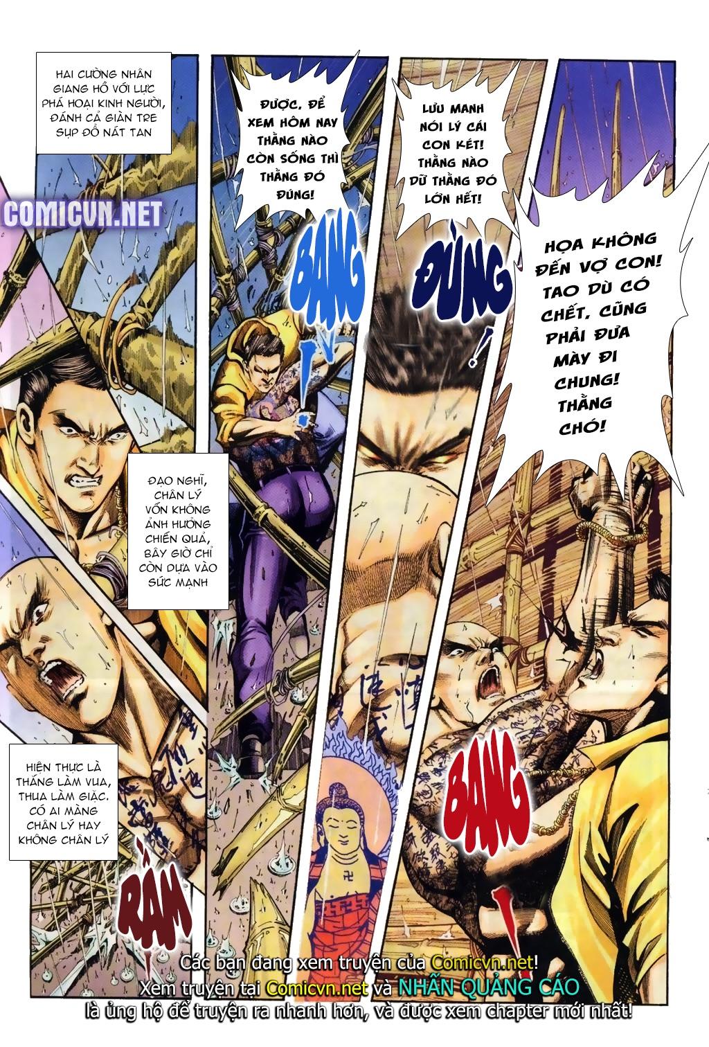 Đại Ca Giang Hồ chap 8 - Trang 6