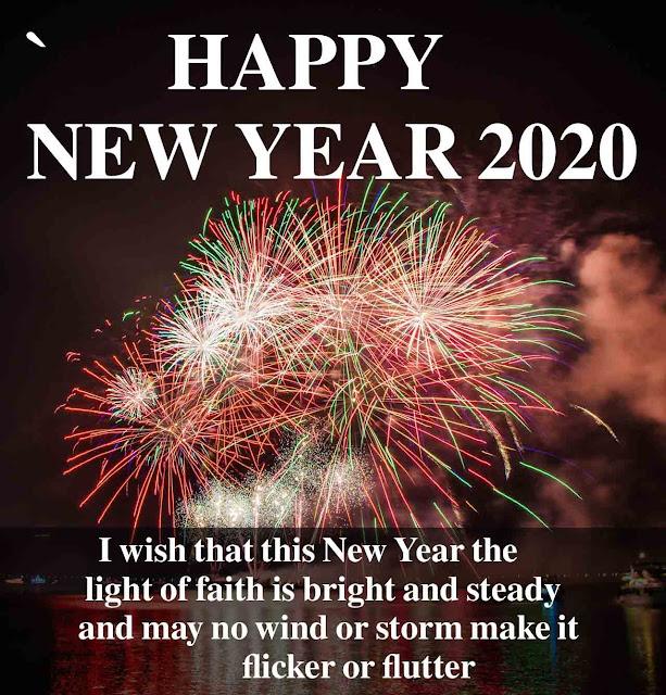 Happy New Year 2020 Whatsapp Status Happy New Year