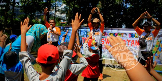 AMAZING KIDS ADVENTURE, Provider Outbound Anak Di Pacet Trawas
