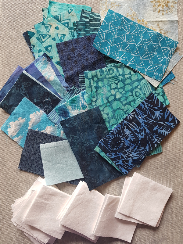 quilt block pieces | DevotedQuilter.com