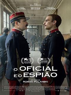 Baixar O Oficial e o Espião Torrent Dublado - BluRay 720p/1080p