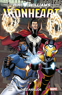 Comic: Review de Riri Williams: Ironheart Vol.2 de Eve L. Ewing - Panini Editorial