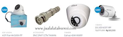 Pasang CCTV Murah Jogja