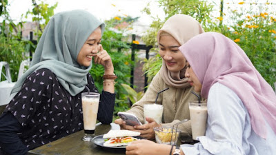 5 Tips Menjaga Pola Makan Sehat Usai Puasa Ramadhan