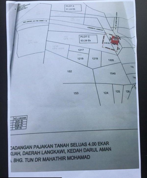 #PRU14: Mahathir 'sapu' tanah di Langkawi, rakyat dapat apa?