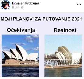 Planovi za putovanje 2021, realnost i očekivanja