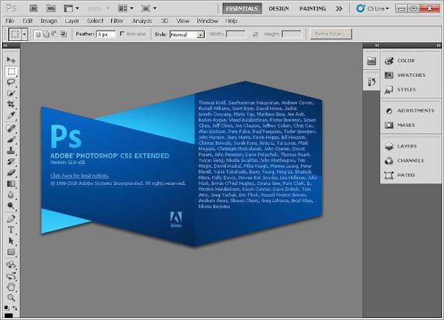 Crack Photoshop CS5 vĩnh viễn - Keygen Photoshop CS5