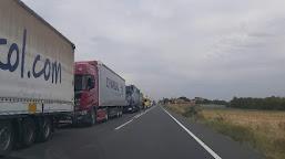 Bunuri căutate de autoritățile din Ungaria, descoperite în două autocamioane la P.T.F. Calafat