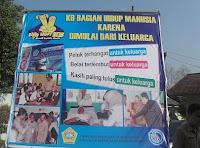 Informasi Depopulasi Manusia: Program Keluarga Berencana