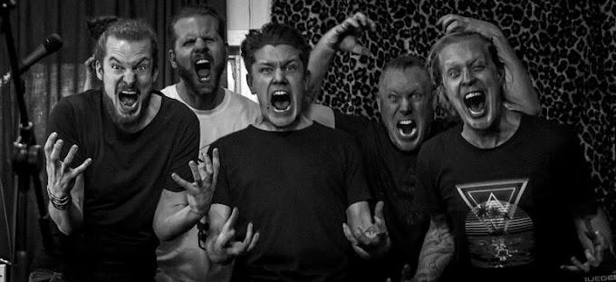 "Björnarna release video for new song ""Julens Klockor"""