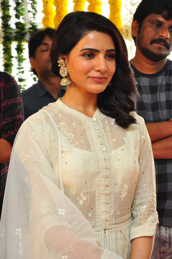 Samantha akkineni in RRR  latest new