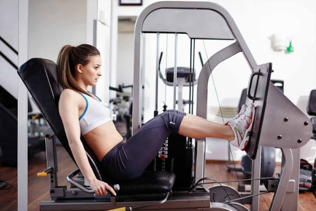 Tác hại của tập gym đối với nam và nữ