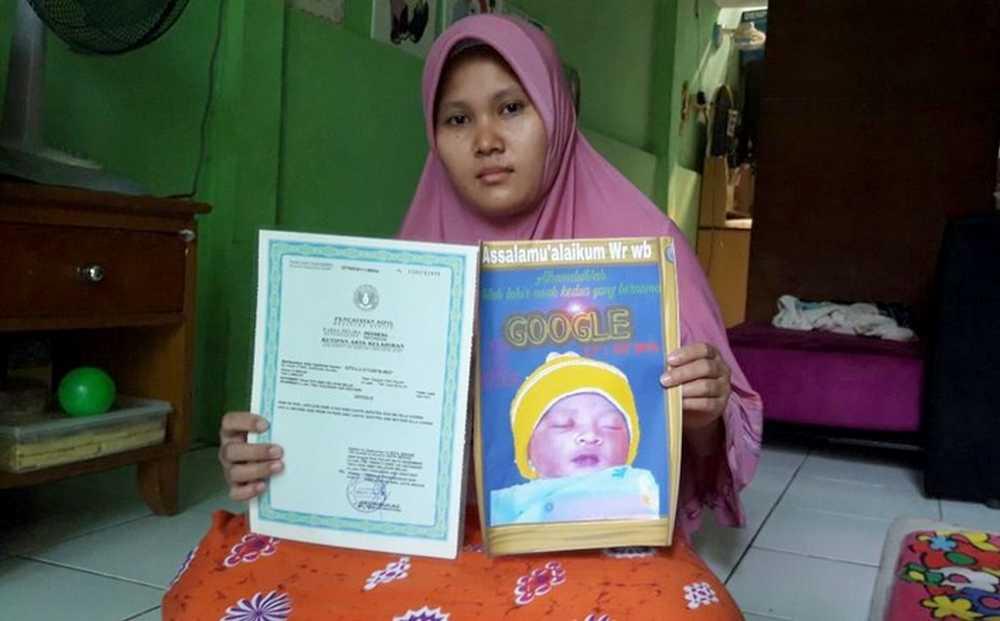 Ibu Bayi Bernama Google (wartabromo.com)