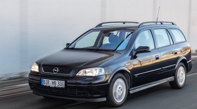 μεταχειρισμένο Opel Astra