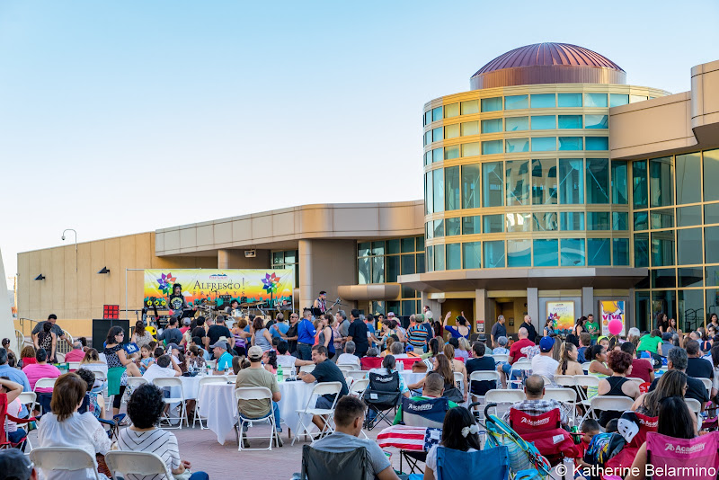 Alfresco! Fridays El Paso Things to Do Texas Weekend Getaway
