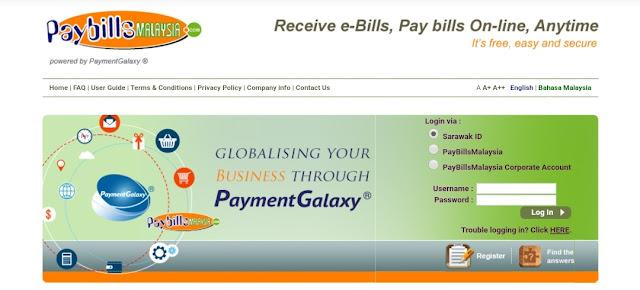 Cara Bayar Bil Guna PayBillsMalaysia 2021 Online (Daftar & Login)