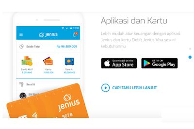Fitur Maxi Saver di Aplikasi Keuangan Jenius