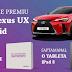 Concurs Secom - Castiga o masina Lexus UX Hybrid