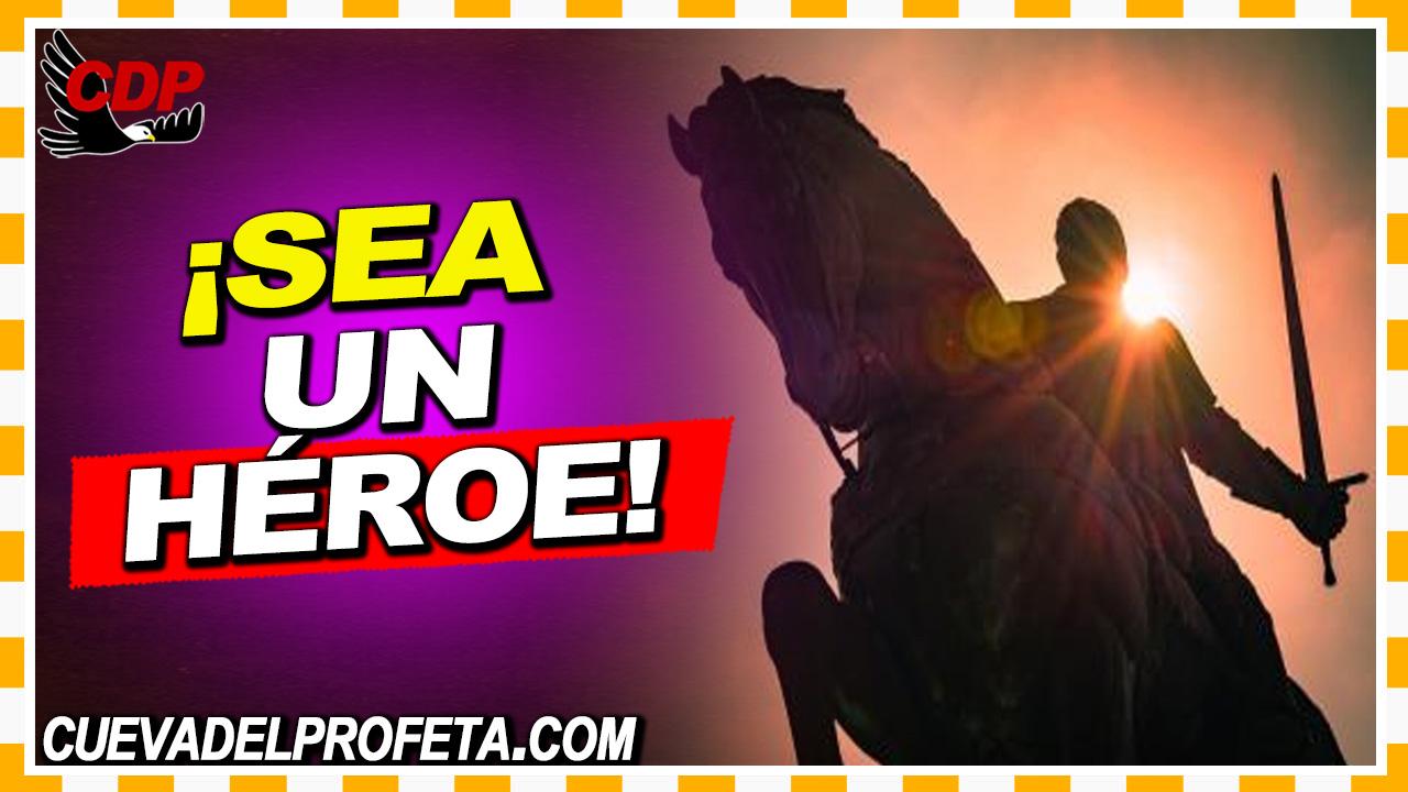 ¡Sea un héroe! - William Branham en Español