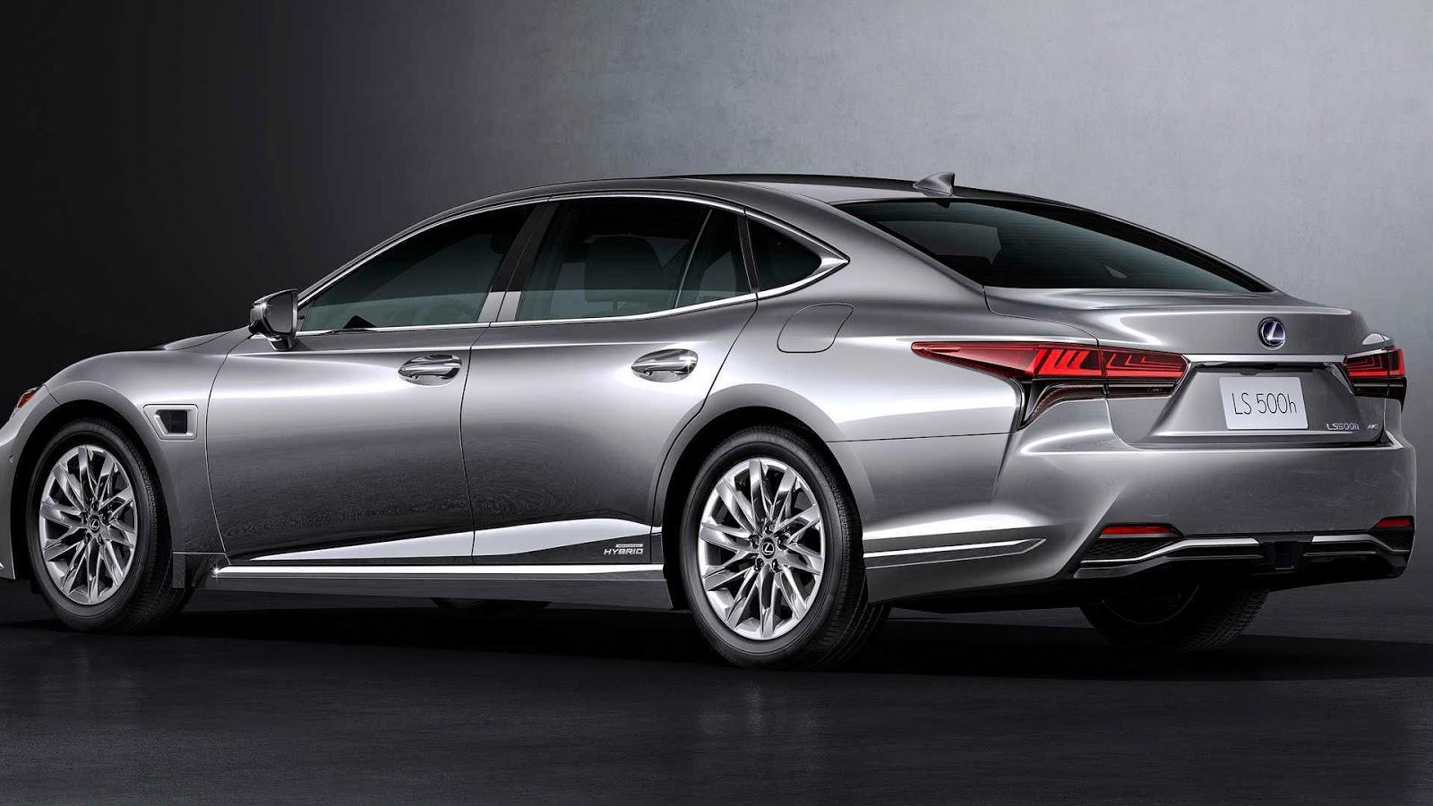 2021 Lexus LS - modern luxury embodied in Japan's most ...