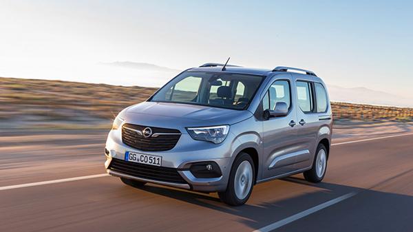 2018 Opel Combo Life - 2
