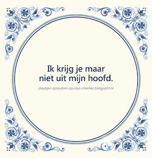 spreuken over liefde in het nederlands