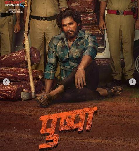 अल्लू अर्जुन की फिल्म 'पुष्पा' के 6 मिनट के सीन के लिए 6 करोड़ होगा खर्च, जानिए डिटेल