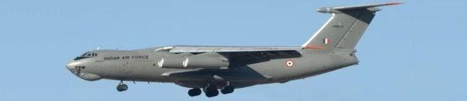 Ilyushin Ready To Modernize Its Il-76 Aircraft Fleet From All Around The World