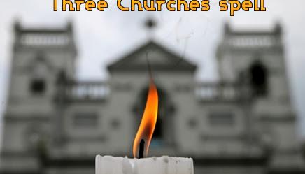 Three Churches Spell