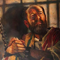 Апостол Павел в затвора в Кесария