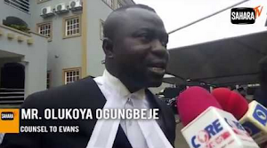 Evans Lawyer Speaks On His Arrest At The Court..Called Nigerian Police Abductors