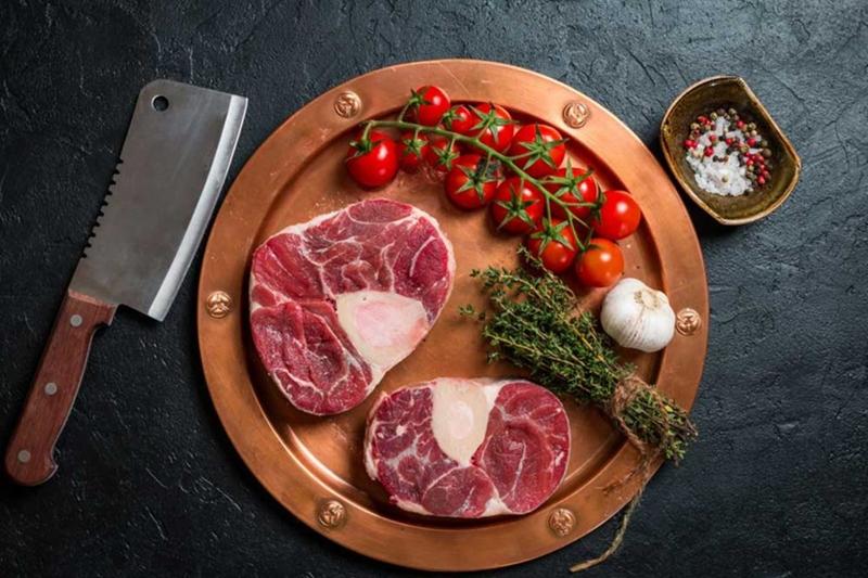 Kişi başı et tüketiminde hedef 9,6 kg