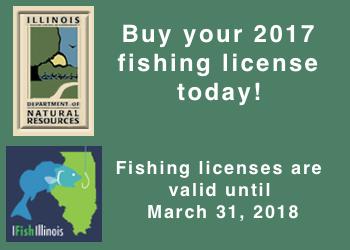 Chi tie for Nebraska fishing permit