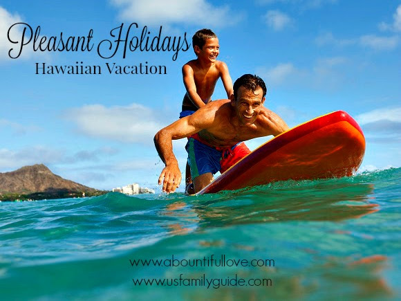 Save $100 on family-friendly Hawaii vacations with Pleasant Holidays - USFG's new travel partner!