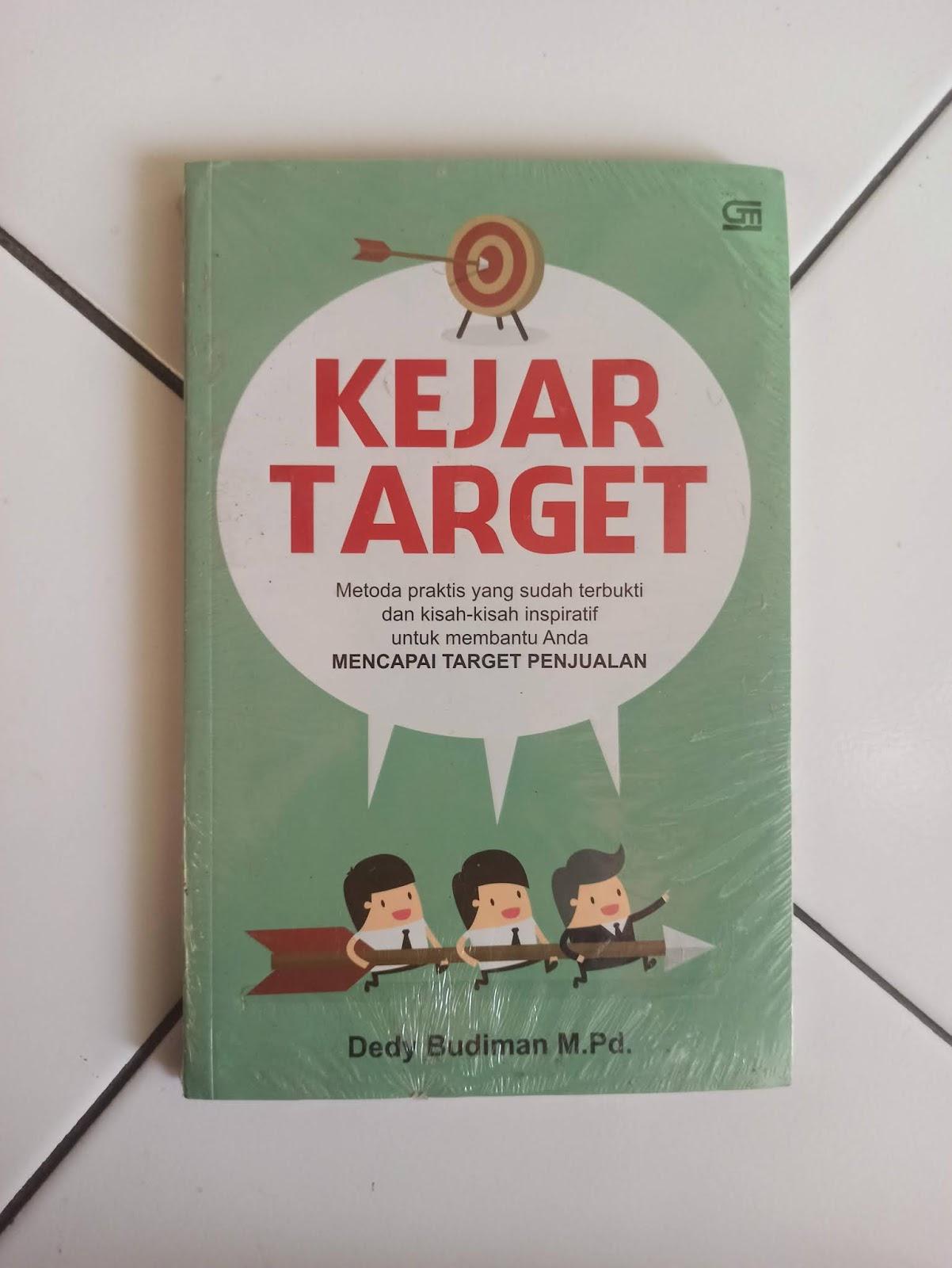 Buku Sales Karya Dedy Budiman