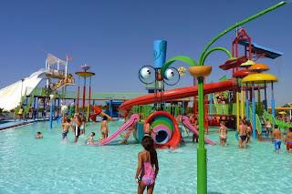 Zona infantil acuática o Aqualandia, Aquashow Park.